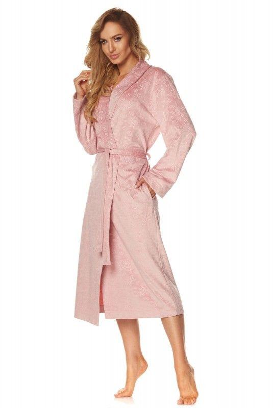 Halat dama de baie/casa 2083 FETA roz XL