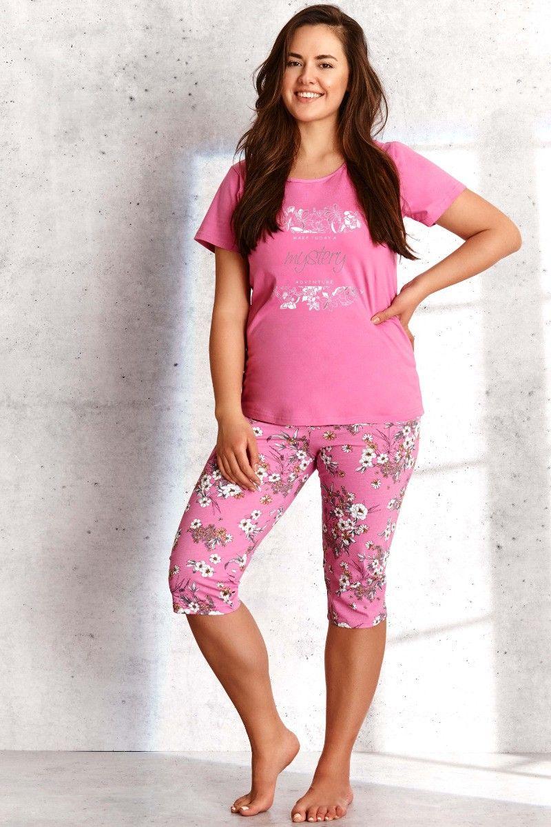 Pijama de dama Taro XXL Agnieszka 2379 - 1 - roz 3XL